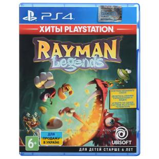 Диск PS4 Rayman Legends