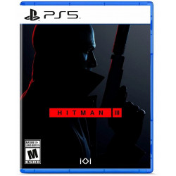 Диск PS5 Hitman 3