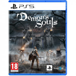 Диск PS5 Demons Souls Remake