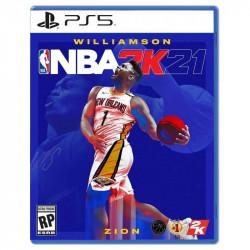 Диск PS5 NBA 2K21