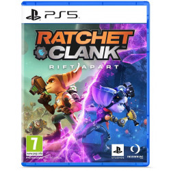 Диск PS5 Ratchet & Clank: Rift Apart