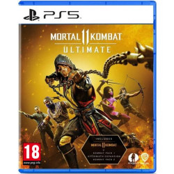 Диск PS5 Mortal Kombat 11 Ultimate