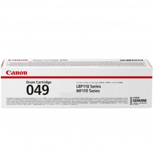 Драм картридж Canon 049 LBP112/MFP112/113 Black (12000 стр)