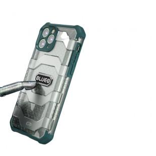 Накладка Blueo Military Grade Drop Resistance Phone Case Apple iPhone 11 Dark Green