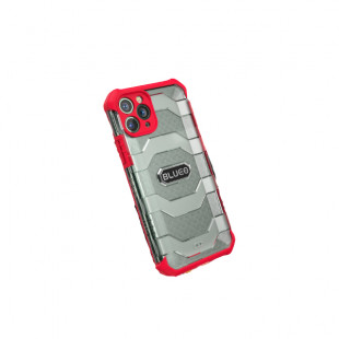 Накладка Blueo Military Grade Drop Resistance Phone Case Apple iPhone 11 Red