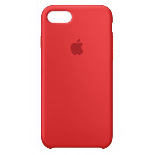 Чехол Apple iPhone SE 2020 / 8 / 7  Silicone Case Red (MMWN2ZM/A)