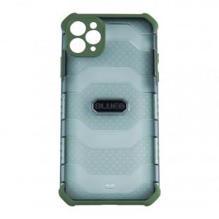 Накладка Blueo Military Grade Drop Resistance Phone Case Apple iPhone 11 Light Green