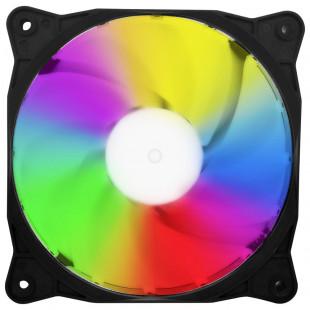 Вентилятор 1stPlayer A2 RGB LED bulk; 120х120х25мм, 4-pin
