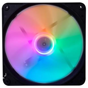 Вентилятор 1stPlayer G6-Plus, 140х140х25, 4 pin PWM, RGB