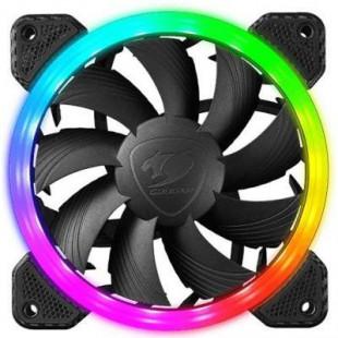 Вентилятор Cougar Vortex FCB 120 RGB; 120х120х25мм, 5pin