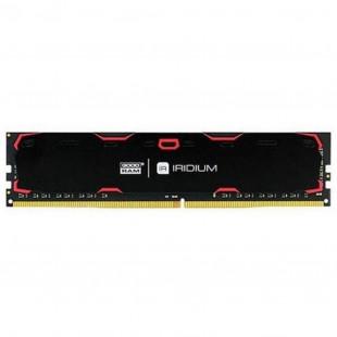 Оперативная память DDR4 16GB/2400 GOODRAM Iridium Black (IR-2400D464L17/16G)