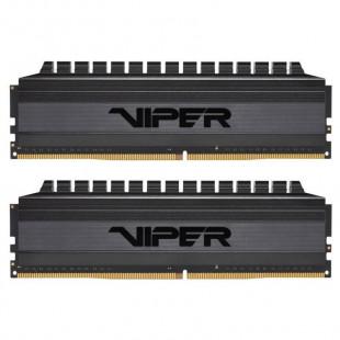 Оперативная память DDR4 2x16GB/3200 Patriot Viper 4 Blackout (PVB432G320C6K)