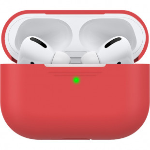 Чехол AhaStyle Silicone Case for Apple AirPods Pro Red (AHA-0P300-RED)