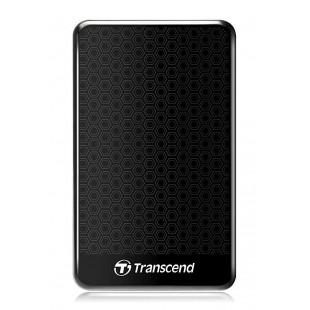 Внешний жесткий диск HDD 2.5 1TB TRANSCEND StoreJet 25A3 (TS1TSJ25A3K)