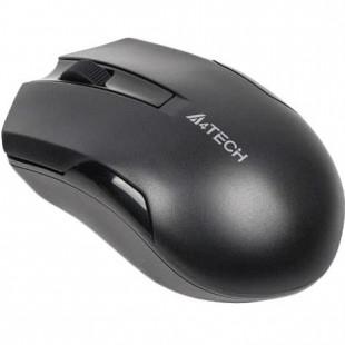 Мышь A4Tech беспроводная G3-200N (Black) USB V-Track
