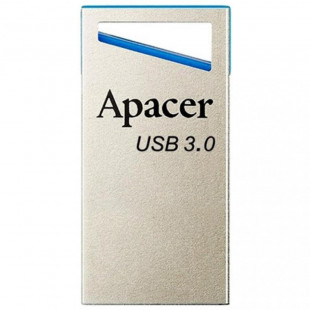 Флешка Apacer 64 GB AH155 Blue (AP64GAH155U-1)