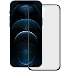 Защитное стекло 5D IPhone 12 Pro Max (Black)