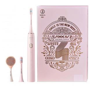Умная зубная электрощетка Xiaomi SOOCAS X3U Sonic Pink