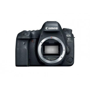 Фотоаппарат Canon EOS 6D Mark II body EU