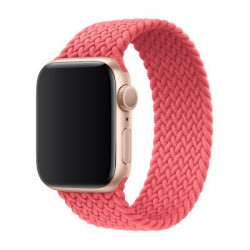 Ремешок для Apple Watch Braided Solo Loop 42/44mm (M) Pink