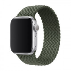 Ремешок для Apple Watch Braided Solo Loop 42/44mm (M) Cyprus Green