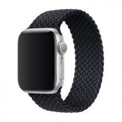 Ремешок для Apple Watch Braided Solo Loop 42/44mm (L) Black