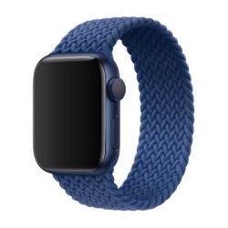Ремешок для Apple Watch Braided Solo Loop 42/44mm (S) Deep Navy