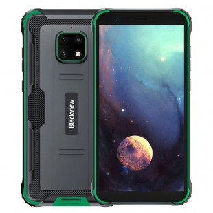 Blackview BV4900 3/32Gb Green EU