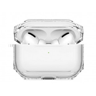 Противоударный чехол AmazingThing Outre Drop Proof Case For AirPods Pro Cosmic White