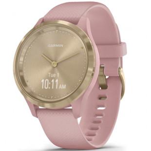 Смарт-часы Garmin Vivomove 3S Sport Dust Rose Silicone (010-02238-21)