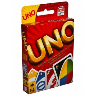 Настольная игра Mattel Games Уно (UNO)