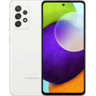 Samsung Galaxy A52 4/128Gb 2021 White (SM-A525FZWDSEK) UA