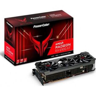 Видеокарта PowerColor AMD RX 6900 XT 16GB GDDR6 Red Devil (AXRX 6900XT 16GBD6-3DHE/OC)
