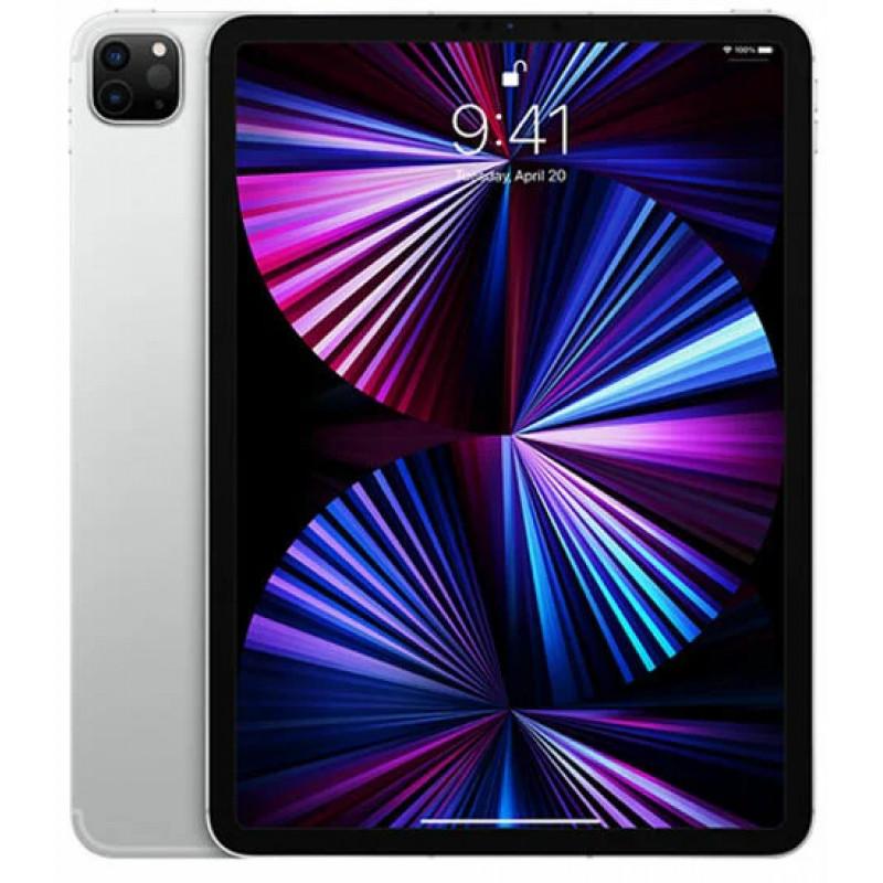 Apple iPad Pro 11 2021 Wi-Fi 128GB Silver (MHQT3)