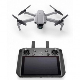 Квадрокоптер DJI Mavic Air 2 Fly More Combo (DJI Smart Controller) UA