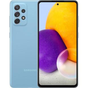Samsung Galaxy A72 6/128Gb 2021 Blue (SM-A725FZBDSEK) UA
