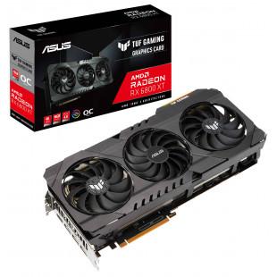 Видеокарта ASUS Radeon RX 6800  XT TUF Gaming OC 16GB GDDR6 (TUF-RX6800XT-O16G-GAMING)