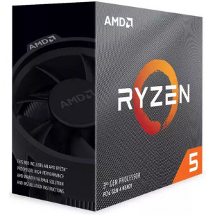 Процессор AMD Ryzen 5 3600X (100-100000022BOX)