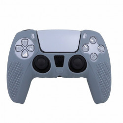 Чехол для Sony PS5 Dualsense (Grey)