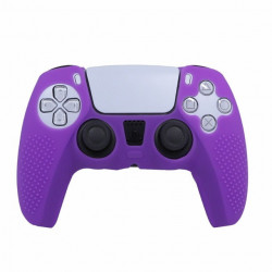 Чехол для Sony PS5 Dualsense (Purple)