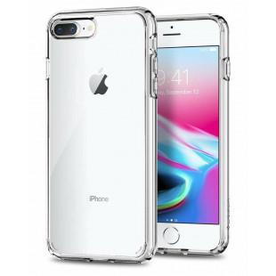 Cиликон iPhone 7 Plus (прозрачный)