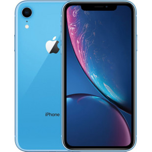 Apple iPhone XR 64Gb Blue (Used)
