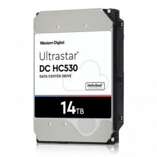 HDD SATA 14.0TB WD Ultrastar DC HC530 7200rpm 512MB (0F31284)