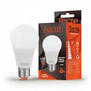 Лампа LED Tecro PRO-A60-9W-4K-E27 9W 4000K E27