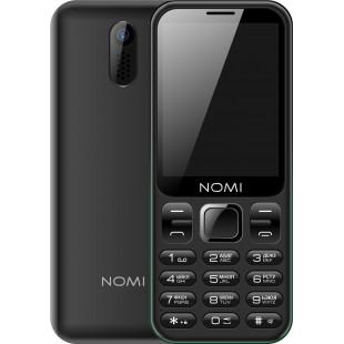 Nomi i284 Dual Sim Black UA