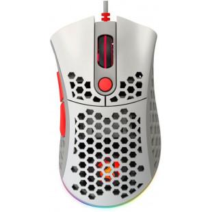 Мышь 2E Gaming HyperSpeed Lite RGB Retro White (2E-MGHSL-WT) USB