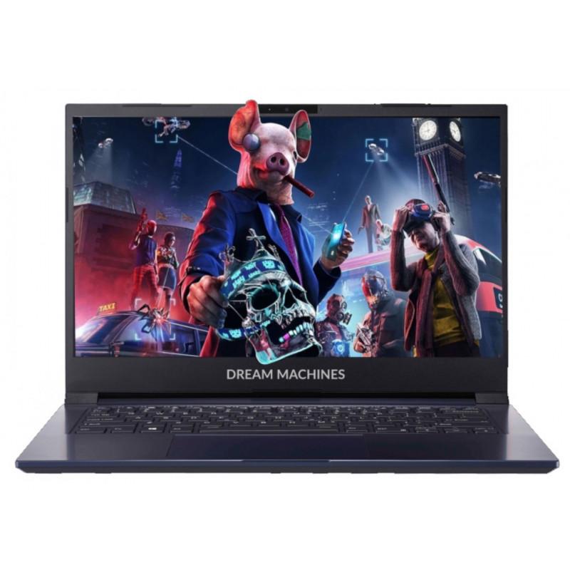 Ноутбук Dream Machines G1650Ti-14 (G1650TI-14UA52)