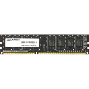 Оперативная память DDR3 2GB/1600 AMD Radeon R5 Entertainment (R532G1601U1S-U)