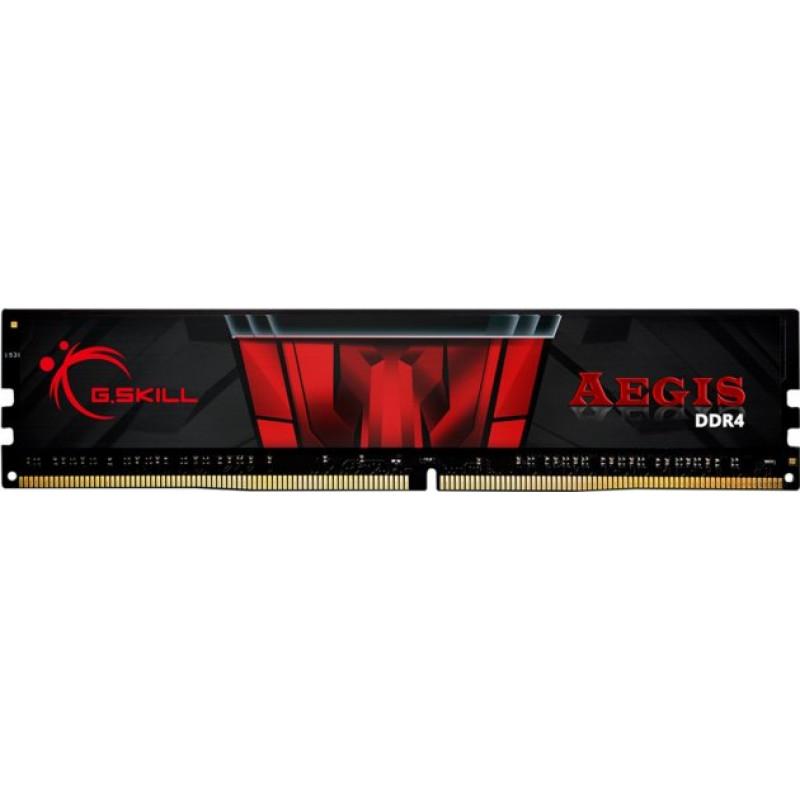 Оперативная память DDR4 8GB/2400 G.Skill Aegis (F4-2400C17S-8GIS)
