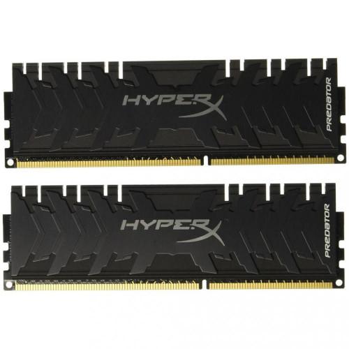 Оперативная память DDR4 2x8GB/4266 Kingston HyperX Predator Black (HX442C19PB3K2/16)